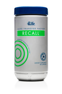 4Life Transfer Factor® ReCall™